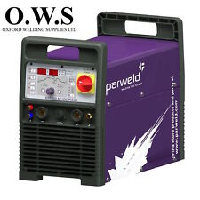 Parweld XTT353P AC/DC Pulsed Tig Inverter 230V c/w PRO26 Torch + Regulator