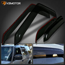 95-05 Chevy Blazer GMC Jimmy Window Visors Rain Guard Vent Shade Deflector 4PC