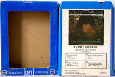 BUDDY MERRILL  Sounds Of Love  8 TRACK TAPE  CARTRIDGE