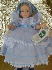 ALICE IN WONDERLAND Doll by CHRIS MILLER for Pittsburgh Originals - Made in USA