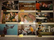 wang yu LE BRAS VENGEUR DE WANG YU ! jeu 9 photos cinema luxe karate  rare 1972