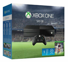 Microsoft Xbox One FIFA 16 Bundle 500 GB Black Console BRAND NEW AND SEALED.