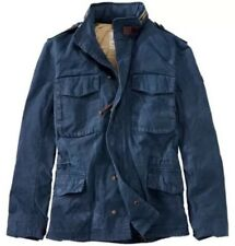 Timberland Men's Mount Davis  M65 Waxed  Jacket Style A1EJW433 Size: Large