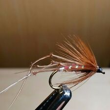 4 Brown Hopper Trout Buzzers Trout Lures  Dry Fly Fishing Trout Flies
