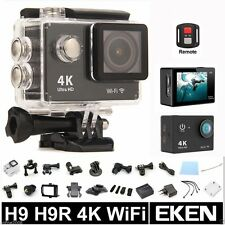 "EKEN H9R Ultra HD 4K 2.0"" DV Sports WiFi Camera Video Camcorder+Remote Control Z"