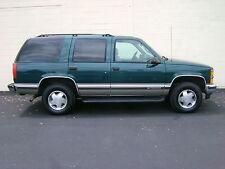 Chevrolet: Tahoe 4WD Z71 4X4