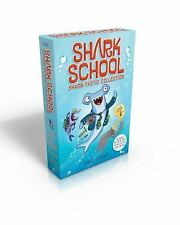 Shark School Shark-Tastic Collection Bks. 1-4 : Deep-Sea Disaster - Lights!...