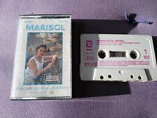 MARISOL GRANDES EXITOS CINTA TAPE CASSETTE 1986 ZAFIRO SPANISH EDITION