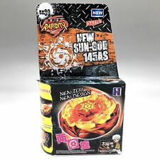 Sol (Solar) Blaze V145AS Ultimate BB89 Beyblade Metal Fusion Fight USA Seller