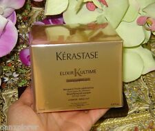 KERASTASE MASQUE ELIXIR ULTIME MASK 200ml, or 6.8oz NEW FRESH!!!