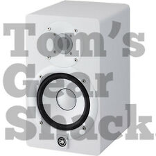 Yamaha HS5W Active Studio Reference Monitor Speaker HS-5 Hs5 HS-5W White NEW!