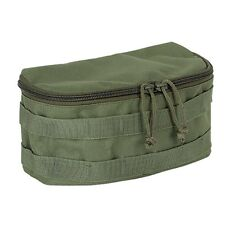 Voodoo Tactical Rounded Utility Pouch Magazine Gear MOLLE WEB Dump Pouch OD