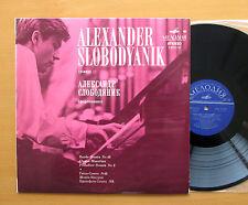 Alexander Slobodyanik Haydn Chopin Prokofiev USSR Melodiya C 01711-12 Stereo NM