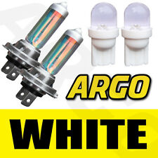 H7 XENON SUPER WHITE 499 HEADLIGHT BULBS 12V MITSUBISHI GALANT
