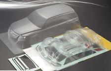 1/10th Scale PC Transparent On Road RC Car Body Shelll For GLK350 W/Decal