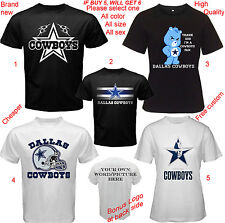 Dallas Cowboys T-shirt All Size S,M,L~5XL,Kids,Baby all colors