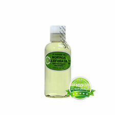 4 Oz Premium Pure Organic Cold Pressed Best  Fresh Moringa Oil Multi Purpose
