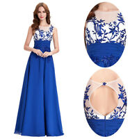 PLUS SIZE Long FORMAL Evening Ball Gown PROM Party Dress Grace Karin MAXI DRESS