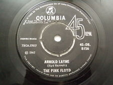 PINK FLOYD syd barrett RARE INDIA SINGLE 45 ! ARNOLD LAYNE/CANDY CURRANT unseen!