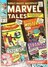 MARVEL TALES 5 AMAZING SPIDERMAN STRANGE TALES TO ASTONISH JOURNEY INTO MYSTERY