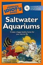 The Complete Idiot's Guide to Saltwater Aquariums by Mark W Martin, Ret...