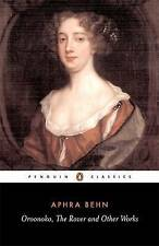 Oroonoko the Rover and Other Works by Aphra Behn (Paperback, 1992)