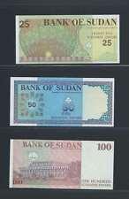 Afrique Ancien Mali Lot de 3 billets différents  en état NEUF   Lot N° 1