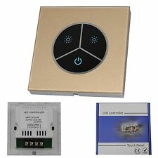 LED Dimmer Touch panel (TM05) Dimmer 12-24 Volt