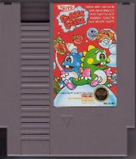 BUBBLE BOBBLE NINTENDO GAME ORIGINAL CLASSIC NES HQ