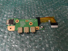 HP HDX-16 jack audio port & usb board rapide post