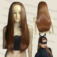 Batman the Dark Knight Rises Catwoman Cosplay Wig - 32 Inch - CosplayDNA Wigs