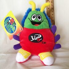 RARE Millennium Collectible Vintage Y2K Bug Plush Stuffed Toy