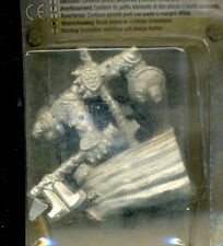 MAGE KNIGHT WZK 551 TROLL CHIEFTAIN LIMITED EDITION METAL