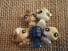 Littlest Pet Shop Teeniest Tiniest Teensies Tiny Baby 4 Hamsters Water Bottle P2