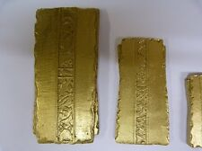 Star Trek DS9 Latinum Gold Bars prop..