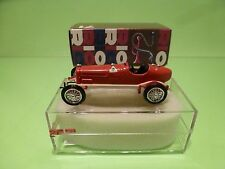 RIO 71 ALFA ROMEO TIPO B RUOTO GEMELLATE 1935 - RED 1:43 - GOOD IN BOX