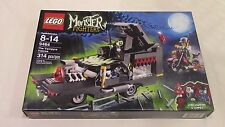 LEGO Monster Fighters The Vampyre Hearse Set #9464 - Brand New Sealed Minifigs