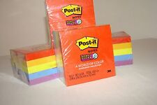 5 Pads/Pack 90EA Post-it Notes 3 inch x 3 inch 5 Pads/Pack 90EA 021200531224