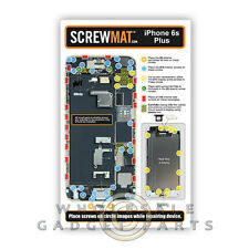 ScrewMat for Apple iPhone 6S Plus Magnetic Screw Locator Mat Repair Tool Magnet