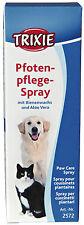 Paw cuidado spray con cera de abejas protección Impermeable Y Aloe Vera Para Perro Y Gato De 50 Ml