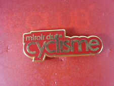 pins pin media miroir du cyclisme velo tour de france
