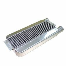 CXRacing Intercooler 23x11x3 SAME SIDE INLET & OUTLET For Supra Mustang TALON