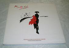 "Matador (LP) ""the musical story of the Life of El Cordobes"" [1987]"