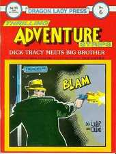 Thrilling Adventure Strips # 6 (Dick Tracy) (USA)