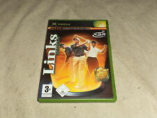 Links 2004 Golf XBox