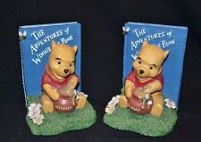 Disney Winnie The Pooh Heavy Solid Book Ends 9262618344
