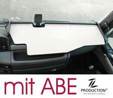 LKW Tisch Ablage + ABE passend für MAN TGX XXL XLX XL, Ablagetisch schwarz-beige