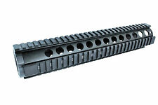 "12"" Free Float Handguard Quad Rail,with Steel Barrel Nut"