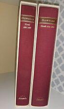 LIBRARY OF AMERICA William Dean Howells: Seven Novels 1875–1888 2 Volumes