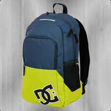 DC Shoes Rucksack Detention 2 Backpack Laptop-Fach petrol limette